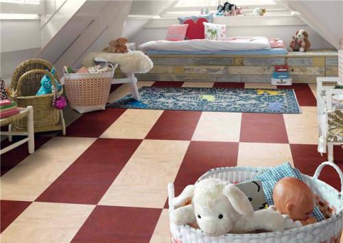 Линолеум в детской комнате