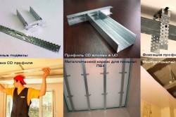 Пошаговая инструкция монтажа пластиковых панелей на потолок.
