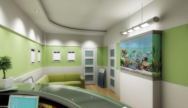Если Вы задумались об отделке стен, то очень стильным, красивым и простым решением будет их покраска.