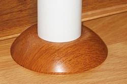 Трубы отопления в ламинате
