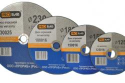 Наборы дисков