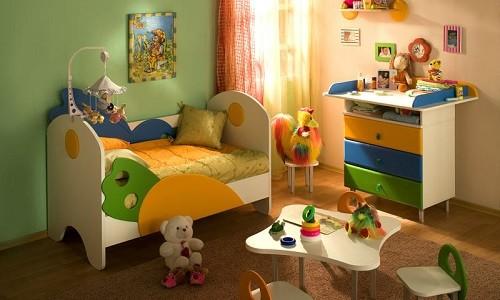 Детская игровая мебель для комнаты