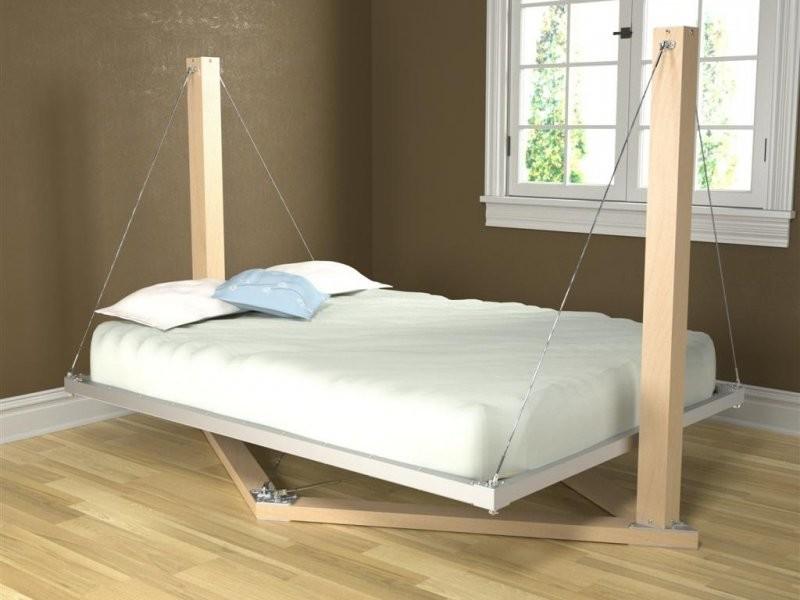 Подвесные кровати своими руками