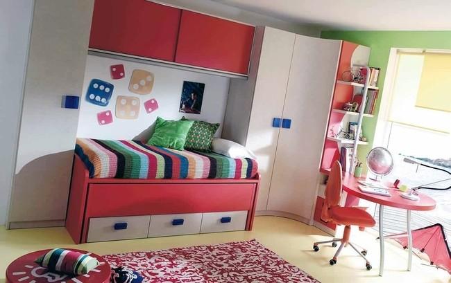 ДЕТСКАЯ кровать с выдвижными ящиками | Мега-2