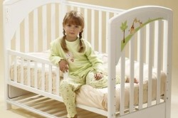 Кроватка для 3 летнего ребенка
