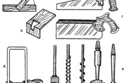 Инструмент для обработки досок