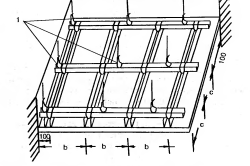 Металлический двухуровневый каркас