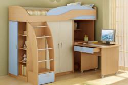 Кроватный мебельный комплекс