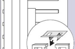 Монтаж и крепление ПВХ панелей с помощью монтажной планки