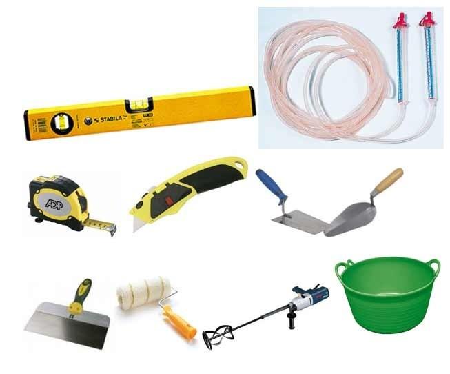 Как сделать строительную смесь 743