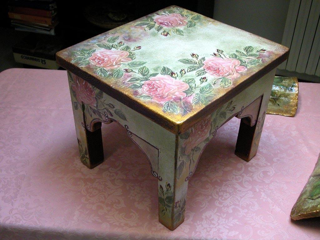Декор стола своими руками фото 374