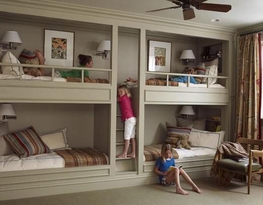 Как сделать кровать под потолком своими руками 31