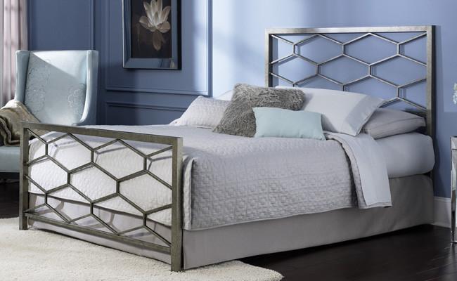 кровать из металла своими руками технология производства
