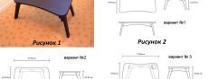 Как сделать кроватный столик своими руками